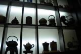 茶器が飾ってあります