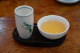 美味しいお茶をいっぱい頂きました