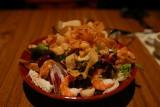 中華風海鮮サラダ