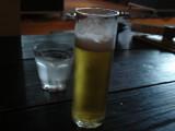 生ビールにしました!
