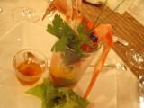三大蟹のパルフェ