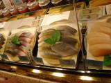 店頭では味醂粕漬を販売しています