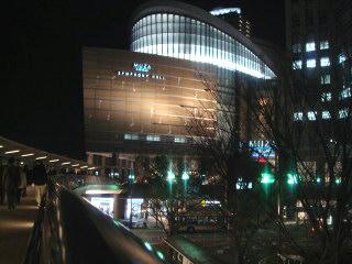 ミューザ川崎シンフォニーホール