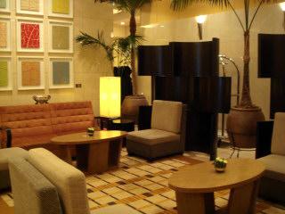 JRタワーホテル日航札幌のロビー