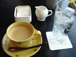 コーヒーは別料金