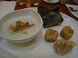 中華の朝食♪