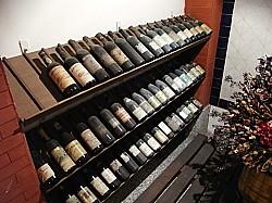 年代物のワイン