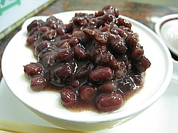 小豆がめちゃウマー