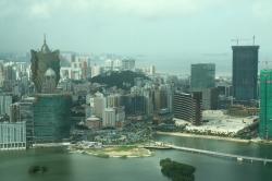 マカオタワーからの景色