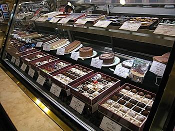 チョコレートがいっぱい♪