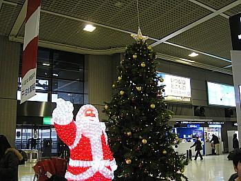 成田空港の飾り