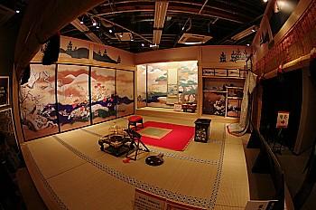 篤姫の居室