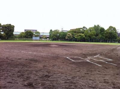 池上新田球場