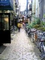 京都小路地