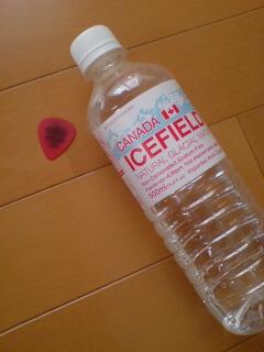 ピック&ペットボトル