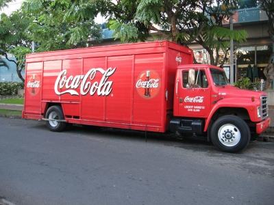 コカコーラカー