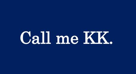 call me kk