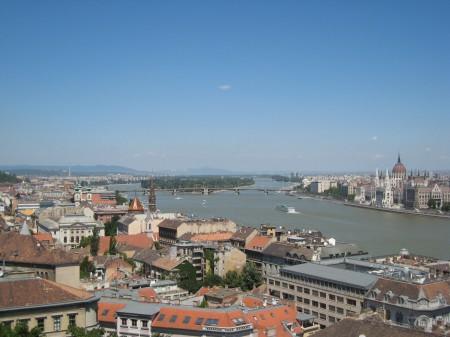 ブダペスト景色