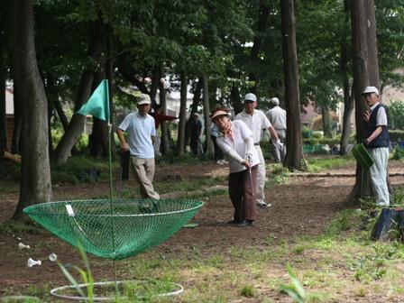 楽しく過ごせるゴルフ