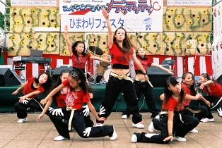 ダンス〜ダンス踊ろう!!