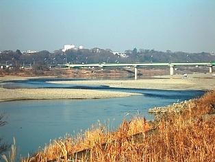 座架依橋遠景