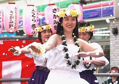 〜〜フラを踊って遊ぼう〜〜