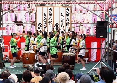 日本の民俗芸能勉強中