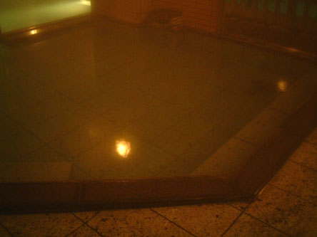 銀山荘〜内湯