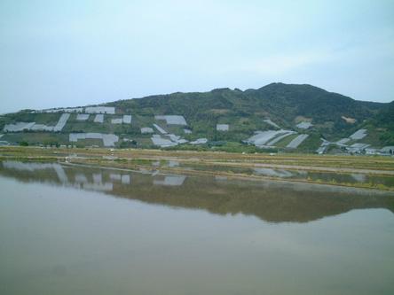 赤湯日本百景田園風景