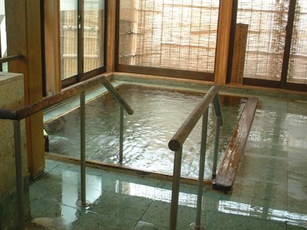 滝波 温泉