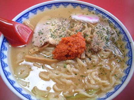 赤湯 龍上海 赤湯辛味噌ラーメン