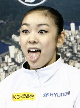 スポーツマンシップのないキム・ヨナ