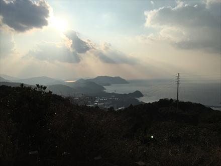第2展望台からの景色