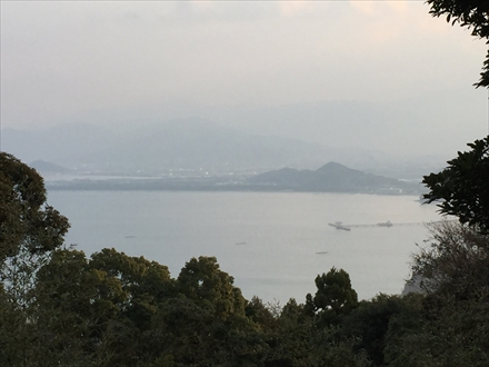 第1展望台からの景色