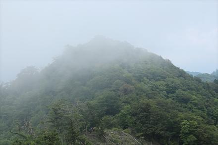 霧の岳滅鬼岳