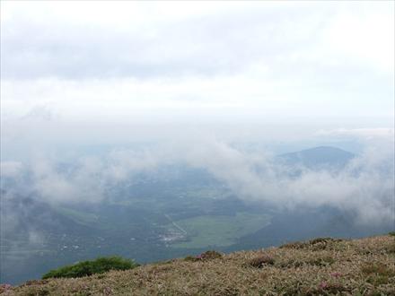 星生山からの景色