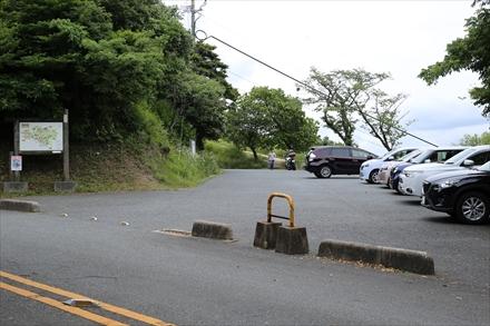 焼米ヶ原駐車場
