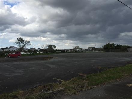 浮洲公園駐車場