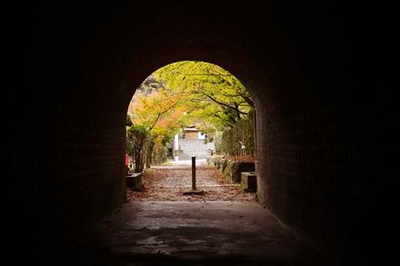 お石トンネル
