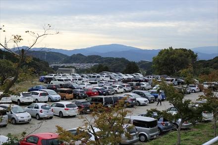 豆塚駐車場