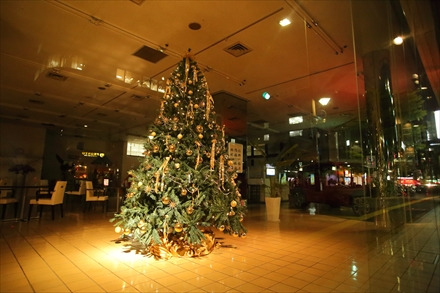 Honda Cars福岡のツリー