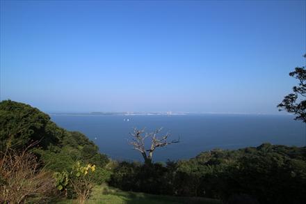 能古島からの景色