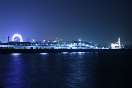 愛宕浜からの夜景
