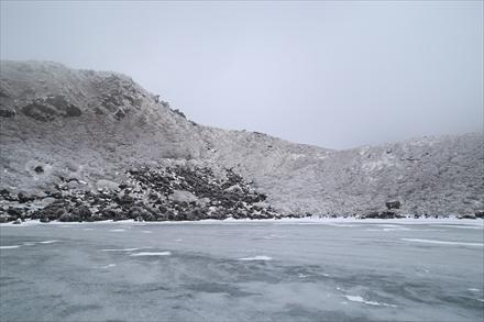 御池からの景色