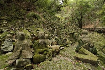 清水寺の五百羅漢