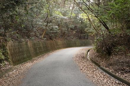 清水山車道