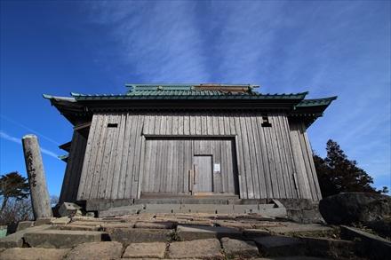 英彦山神宮上宮