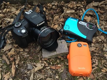 今日のカメラ
