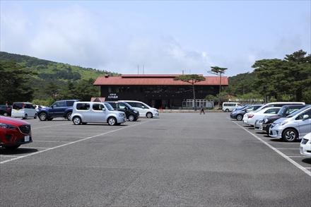 えびの高原有料駐車場