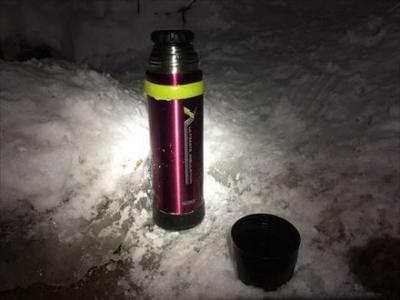 サーモス山専ボトル